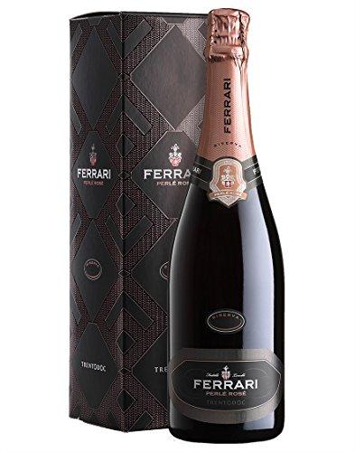 Trento Riserva Brut DOC Perlé Rosé Ferrari 2015 0,75 L, Astucciato