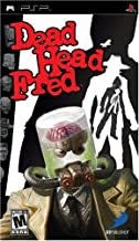 Jogo Dead Head Fred - PSP