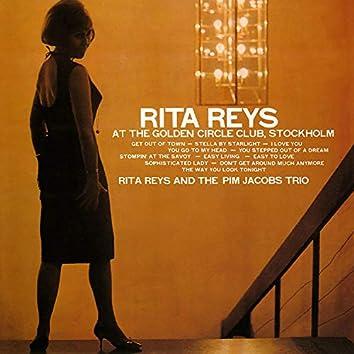 Rita Reys At the Golden Circle Club, Stockholm