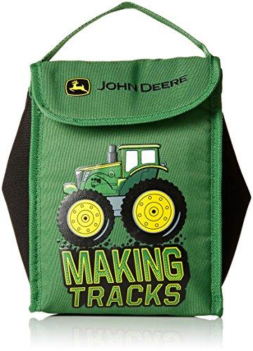 John Deere Jungen Brotdose, dunkelgrün (Grün) - JFL554GC1