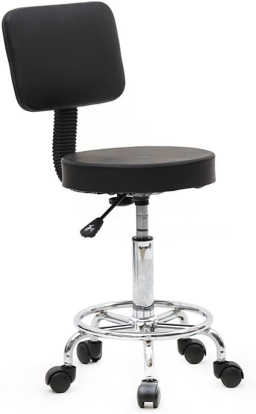 Coolife Round Stool Chairs Super Special SALE held Cheap mail order specialty store Adjustable Shape w Salon Stools
