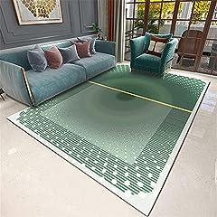 rund Wohnzimmer Gradient grün geometrische