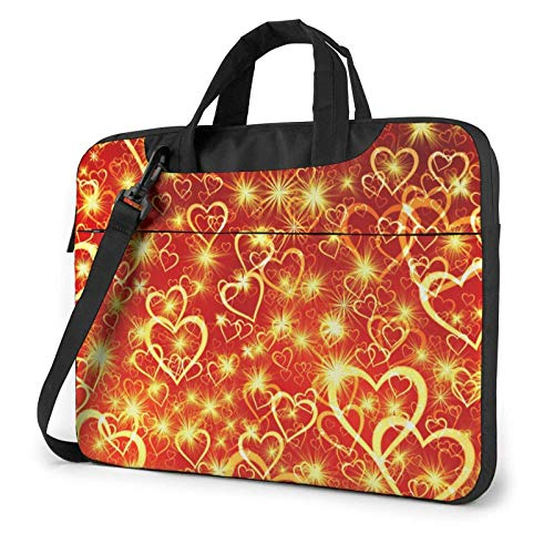 XCNGG Laptop Bag, Happy Mothers Day Business Briefcase Protective Bag Cover for Ultrabook, MacBook, Asus, Samsung, Sony, Notebook 14 inch