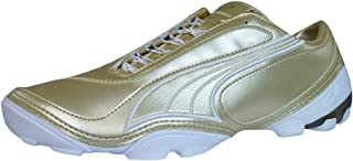 PUMA V1.08 4 Trainer Mens Soccer Boots/Cleats Gold