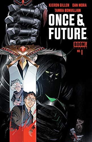 Once & Future #1 (English Edition) eBook: Gillen, Kieron, Mora ...