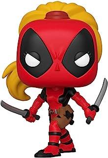 Funko Pop! Marvel 80th Lady Deadpool, Action Figure - 44333