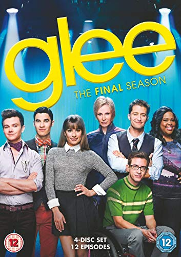 Glee: The Final Season [4 DVDs] [UK Import]