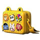 Richgv - Bolso bandolera para niños, bolso de hombro ligero, bolso para niñas...