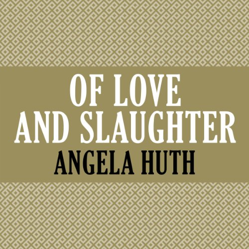 Of Love and Slaughter audiobook cover art