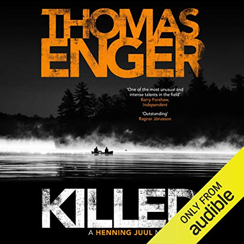 Killed audiobook cover art