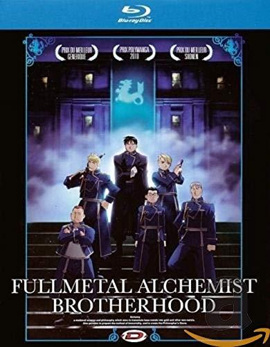 Full métal alchemist brotherhood, vol. 2 [Blu-ray] [FR Import]