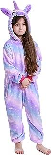Kids Unicorn Onesie Animal Pajamas Halloween Cosplay Costume Gift