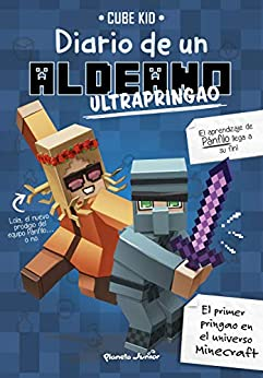 Minecraft. Diario de un aldeano ultrapringao PDF EPUB Gratis descargar completo
