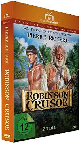 Robinson Crusoe - Der komplette Zweiteiler (Fernsehjuwelen) [2 DVDs]
