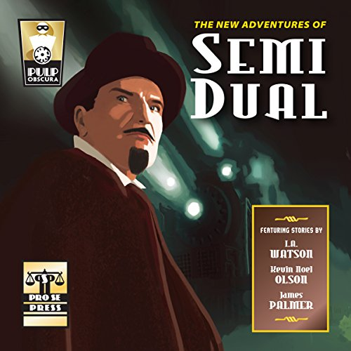 The New Adventures of Semi Dual audiobook cover art
