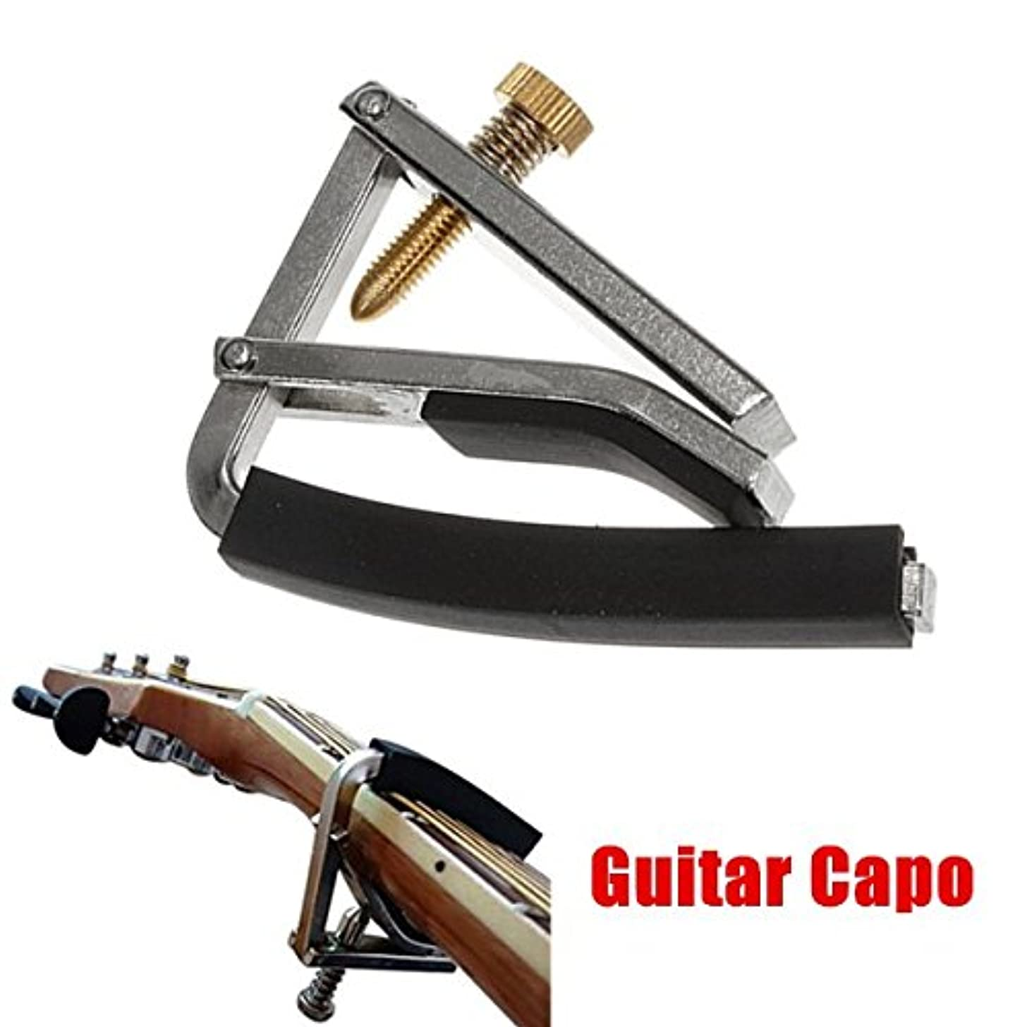 BangBang Quick Release Capo Clamp For Acoustic Electric Guitar