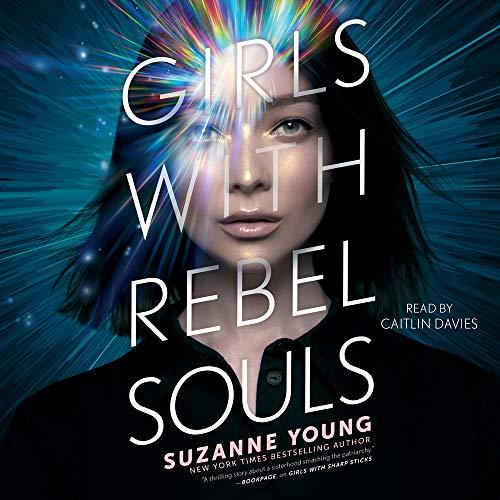 『Girls with Rebel Souls』のカバーアート