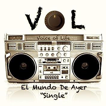 El Mundo De Ayer (feat. Yvonne Acuña)