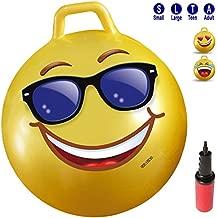 WALIKI Hopper Ball for Kids 7-9 | Hippity Hop | Jumping Hopping Ball | Bouncy Ball | Field Day