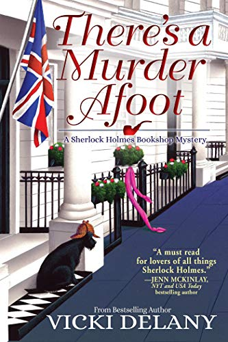 Image of There's A Murder Afoot: A Sherlock Holmes Bookshop Mystery