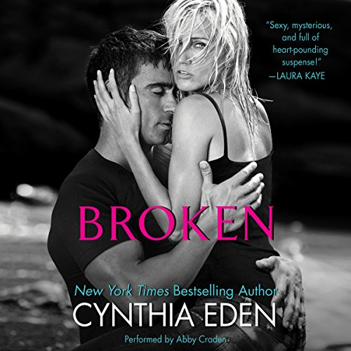 Couverture de Broken