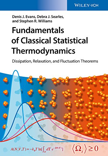 Fundamentals of Classical Statistical Thermodynamics: Dissipation, Relaxation and Fluctuation Theorems