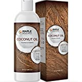 Coconut Oil for Hair Skin and Nails - Fractionated Coconut Oil for...