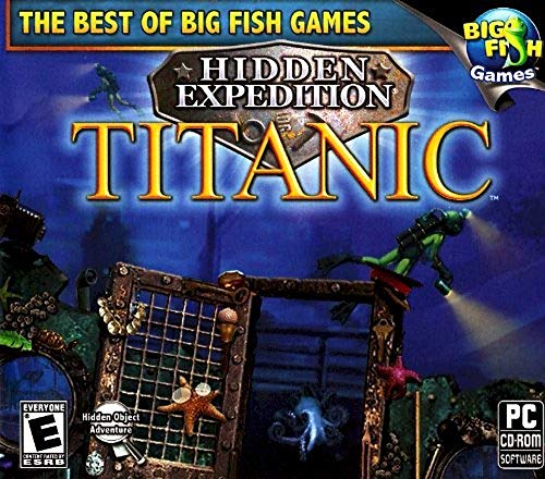 Big Fish Games HIDDEN EXPEDITION: TITANIC