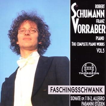 Robert Schumann: Complete Piano Works 5
