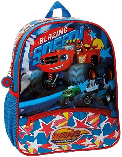 Blaze and The Monster Machine 48122 Mochila Infantil