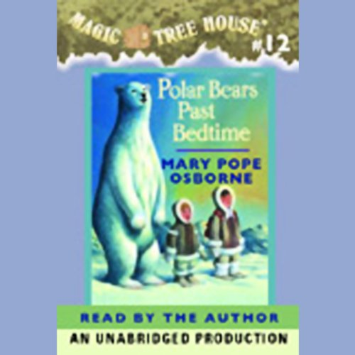 Polar Bears Past Bedtime audiobook cover art