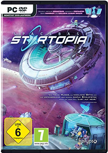 Spacebase Startopia [Edizione: Germania]