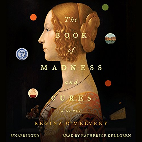 The Book of Madness and Cures audiobook cover art