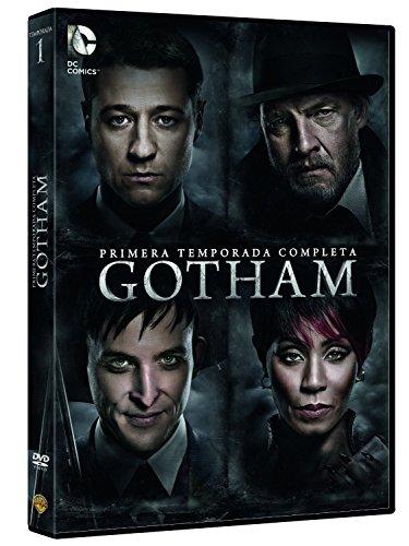 Gotham Temporada 1 [DVD]