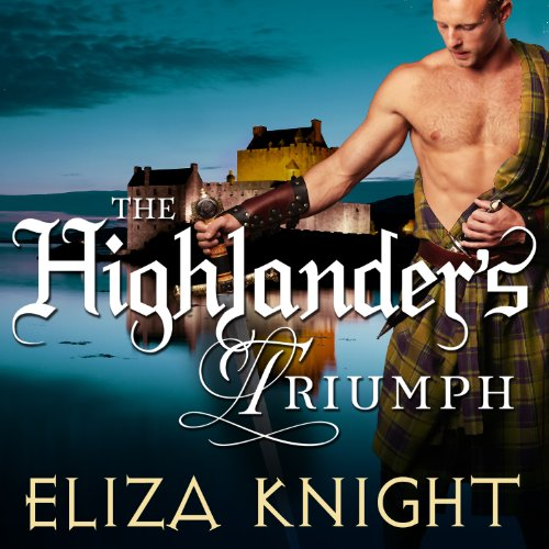 The Highlander's Triumph  By  cover art