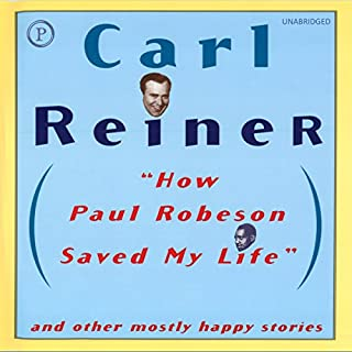 How Paul Robeson Saved My Life audiobook cover art