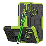 iCatchy For Xiaomi Mi 8 Phone Case, Heavy Duty Tough Rugged
