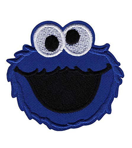 Thanwa Cute Cartoon Character Logo Iron on or Sew on Embroidered Patch