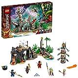 LEGO®-Aldea de los Guardianes Ninjago TV Series Juego de construcción, Multicolor 71747