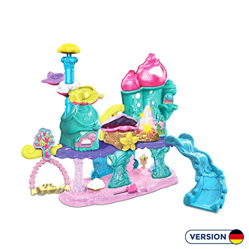 VTech Baby 80-199404 - Kleine Entdeckerbande - Meerjungfrauen-Schloss