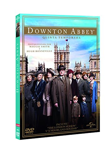 Downton Abbey - Temporada 5 [DVD]