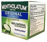 Mentholatum Original Ointment 1.76 Ounce (Pack of 2)