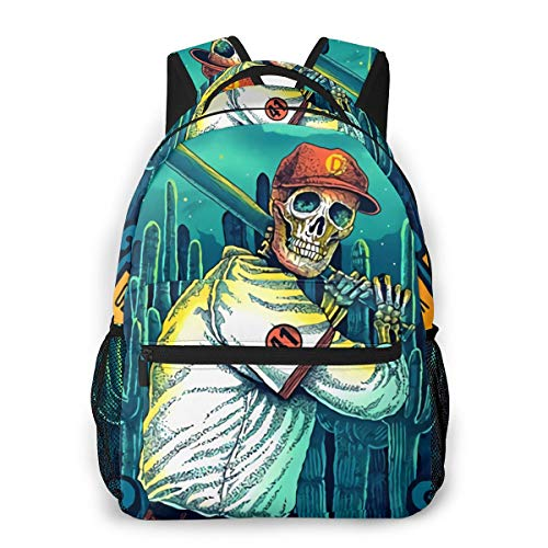 Beach Park Tempe Backpack Water Resistant Lightweight Cloth Casual Unisex