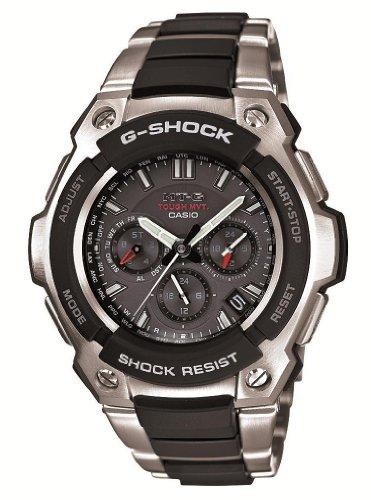 [カシオ] 腕時計 ジーショック MT-G 電波ソーラー MTG-1200-1AJF シルバー