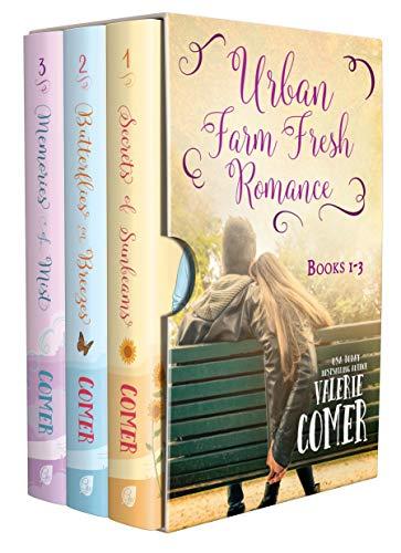Urban Farm Fresh Romance Series 1-3 (An Urban Farm Fresh Romance Box Set series Book 1)