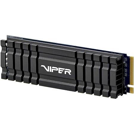 Patriot Viper Gaming VPN100 2280 M.2 PCIe Gen 3x4 1TB SSD 転送速度3,450MB/s -VPN100-1TBM28H