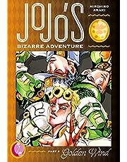 JoJo's Bizarre Adventure: Part 5--Golden Wind, Vol. 1 (English Edition)