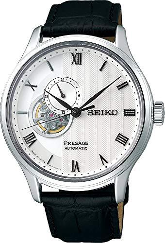 Seiko Presage SSA379J1 White Men Watch