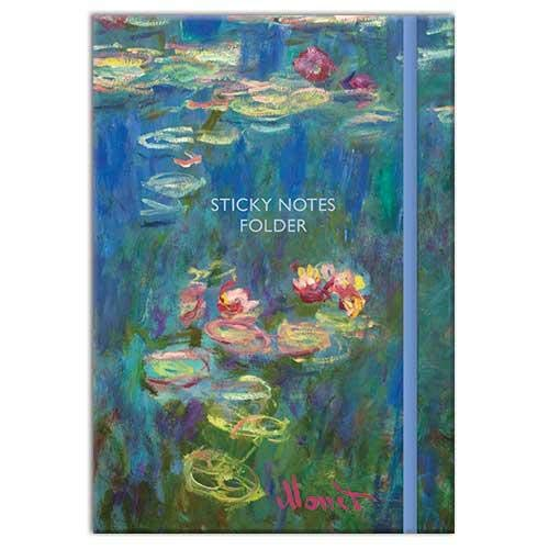 Monet Sticky Note Folder (Sticky Note Folder (Lrg))