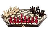 3 Tres Jugadores Juego De Ajedrez - GRANDE - REGLAS INCLUIDO